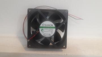 Quạt hút Tủ Điện - KDE 2412 PMV2.13.MS.A.GN