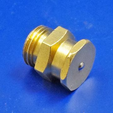 Vú mỡ nút bằng đồng M13 - Bronze button nipple M13