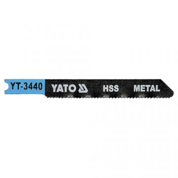 Lưỡi cưa lọng HSS - MILLED, 21TPI / 1,2MM-5PCS YT-3440