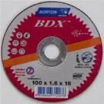 Đá cắt inox Norton BDX